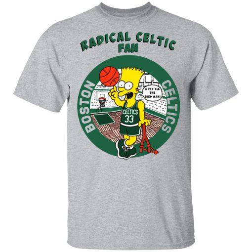Vintage Bootleg Bart Radical Celtic Fan T-Shirts, Hoodies, Long Sleeve