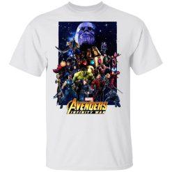 The Avengers Infinity Wars Team T-Shirts, Hoodies, Long Sleeve