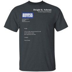 Dwight K. Schrute – Dunder Mifflin Paper Company T-Shirts, Hoodies, Long Sleeve