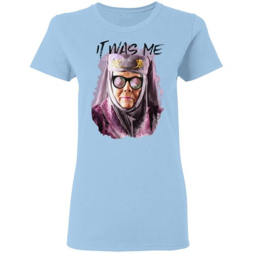 Game Of Thrones Olenna Tyrell – Tell Cersei It Was Me T-Shirts, Hoodies, Long Sleeve