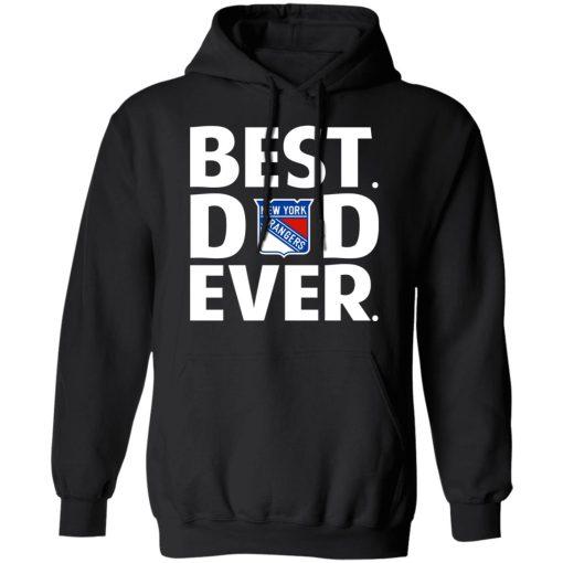 New York Rangers Best Dad Ever T-Shirts, Hoodies, Long Sleeve