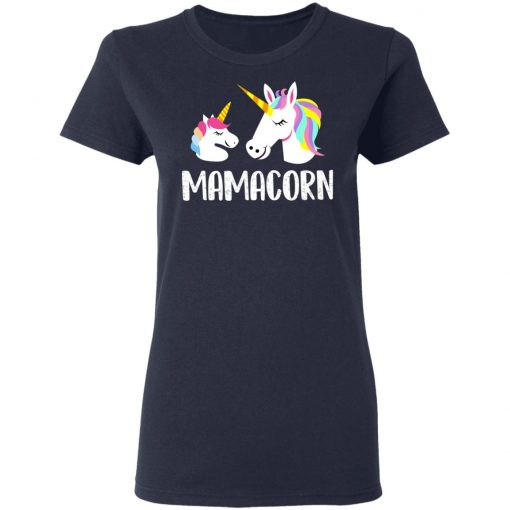 Mamacorn Unicorn Mom And Baby Mother's Day Gift T-Shirts, Hoodies, Long Sleeve