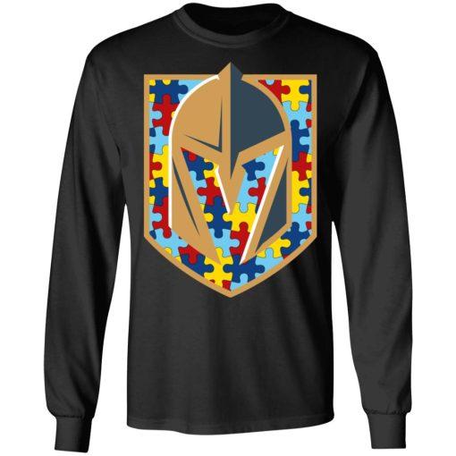 Autism NHL Vegas Golden Knights Autism T-Shirts, Hoodies, Long Sleeve