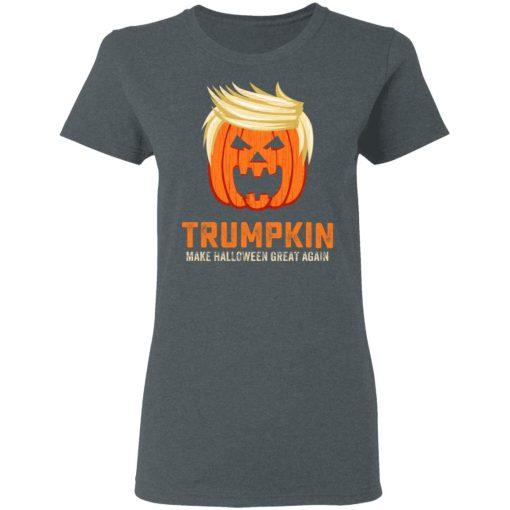 Donald Trump Trumpkin Make Halloween Great Again Halloween T-Shirts, Hoodies, Long Sleeve