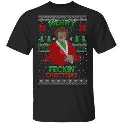 Merry Fecking Christmas Mrs Browns Boys T-Shirts, Hoodies, Long Sleeve
