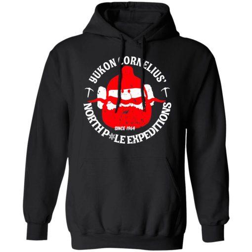 Yukon Cornelius North Pole Expeditions Yukon Cornelius T-Shirts, Hoodies, Long Sleeve