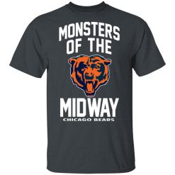 Monsters Of The Midway Chicago Bears T-Shirts, Hoodies, Long Sleeve