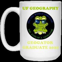 The UF Geography Seniors Geogator Graduate 2020 Mug