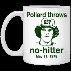 Pollard Throws No-Hitter May 11, 1978 Mug
