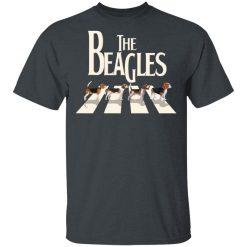 The Beagles Beatles Abbey Road T-Shirts, Hoodies, Long Sleeve