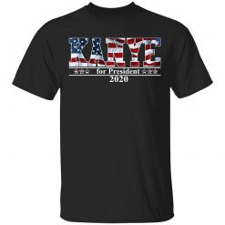 Kanye West for President 2020 T-Shirts, Hoodies, Long Sleeve