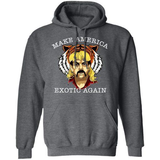 Joe Exotic Tiger King Make America Exotic Again T-Shirts, Hoodies, Long Sleeve