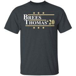 Vote Brees Thomas 2020 President T-Shirts, Hoodies, Long Sleeve