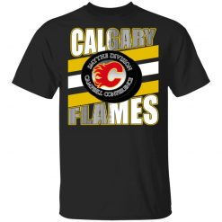 Calgary Flames Smythe Division Campbell Conference T-Shirts, Hoodies, Long Sleeve