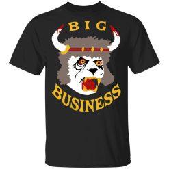 Big Business Official Merch Horns T-Shirts, Hoodies, Long Sleeve