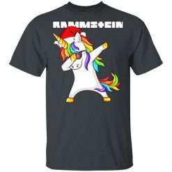 Rammstein Dabbing Unicorn Version T-Shirts, Hoodies, Long Sleeve