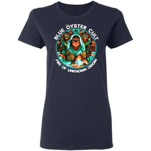 Blue Öyster Cult Fire Of Unknown Origin T-Shirts, Hoodies, Long Sleeve