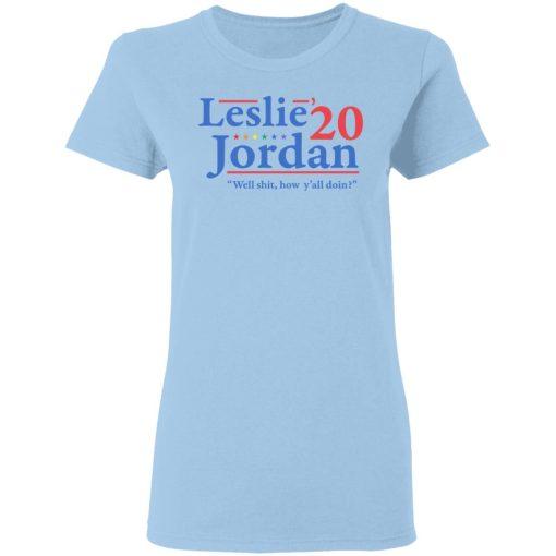 Leslie Jordan 2020 Well Shit How Y'all Doin T-Shirts, Hoodies, Long Sleeve