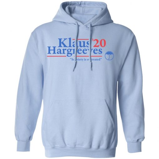Klaus Hargreeves 2020 Sobriety Is Overrated T-Shirts, Hoodies, Long Sleeve