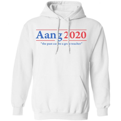 Avatar The Last Airbender Aang 2020 The Past Can Be A Great Teacher T-Shirts, Hoodies, Long Sleeve