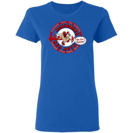 Huntsmen's Red Hots Ya Can't Ketchup Chicago Style 2019 T-Shirts, Hoodies, Long Sleeve