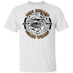 King Gizzard And The Lizard Wizard Gators Vintage T-Shirts, Hoodies, Long Sleeve