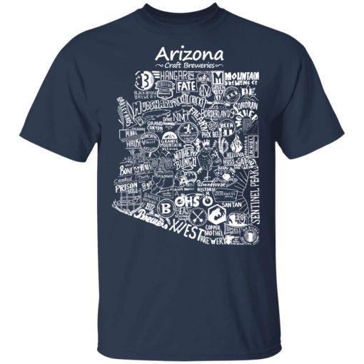 Arizona Craft Breweries T-Shirts, Hoodies, Long Sleeve