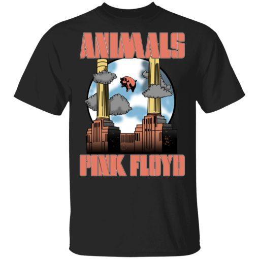 Pink Floyd Animals Rock Album T-Shirts, Hoodies, Long Sleeve
