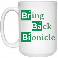 Bring Back Bionicle Mug