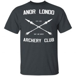 Anor Londo Archery Club 2011 T-Shirts, Hoodies, Long Sleeve