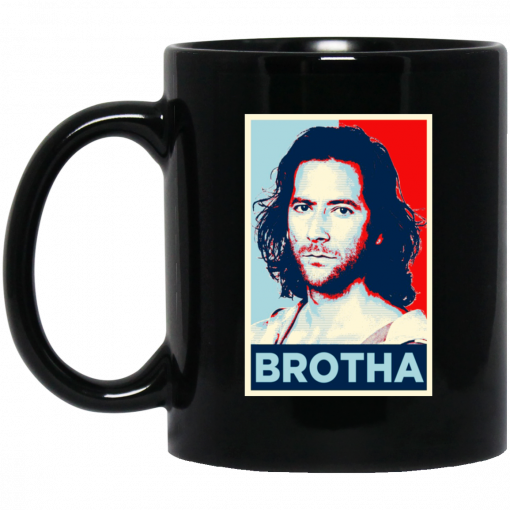 Desmond Hume Lost Brotha Mug