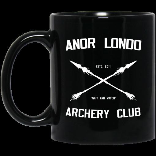 Anor Londo Archery Club 2011 Mug