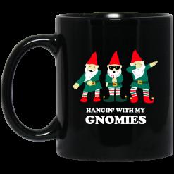 Hangin' With My Gnomies Black Mug