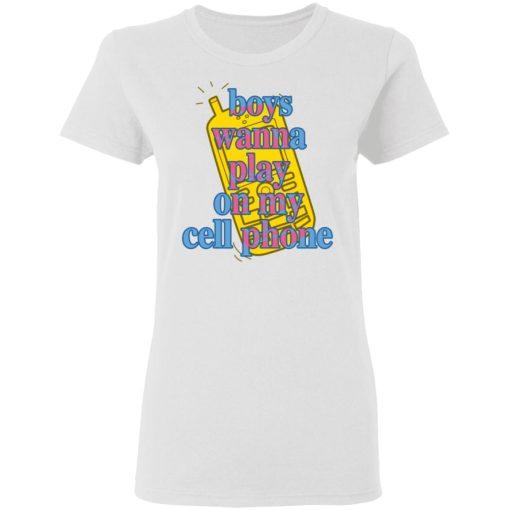 Boy Wanna Play On My Cell Phone Brockhampton T-Shirts, Hoodies, Long Sleeve