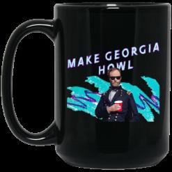 William Tecumseh Sherman Make Georgia Howl Mug