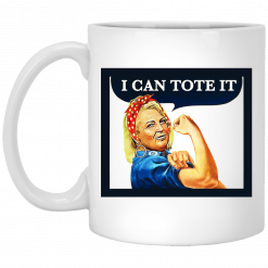 90 Day Fiance Angela I Can Tote It Mug