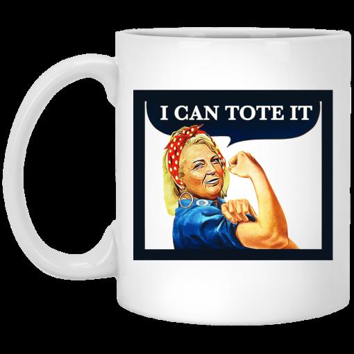 90 Day Fiance Angela I Can Tote It Mug