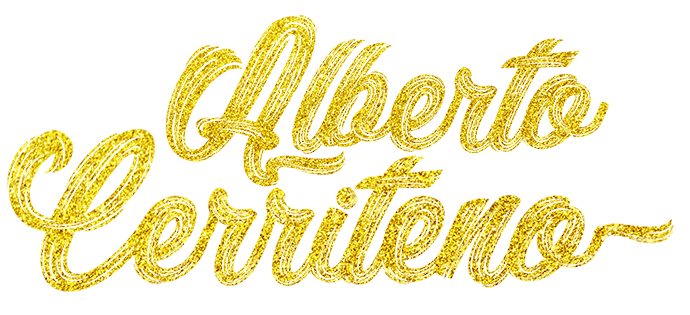Alberto Cerriteno Merchandise