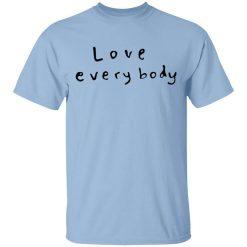 Dwyane Wade Love Everybody T-Shirts, Hoodies, Long Sleeve