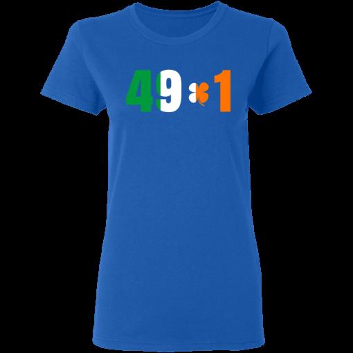 49-1 Mayweather – Conor McGregor T-Shirts, Hoodies