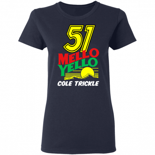 51 Mello Yello Cole Trickle – Days of Thunder T-Shirts, Hoodies