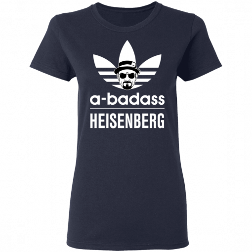 A Badass Heisenberg – Breaking Bad T-Shirts, Hoodies