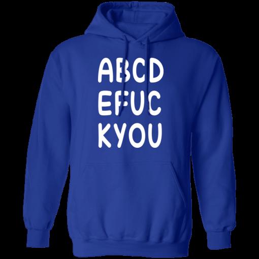ABCD EFUC KYOU T-Shirts, Hoodies