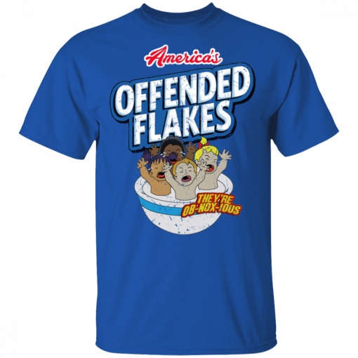 America's Offended Flakes They're OB-NOX-JOUS T-Shirts, Hoodies