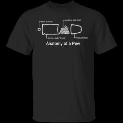Anatomy Of A Pew T-Shirts, Hoodies