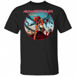 Armored Maiden: The Hunter T-Shirts, Hoodies