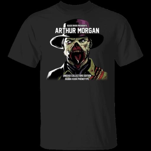 Black River Presidents Arthur Morgan Undead Collectors Edition T-Shirts, Hoodies