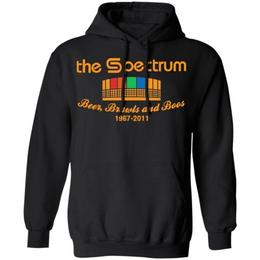 The Spectrum Beer Brawls And Boos 1967-2011 T-Shirts, Hoodies