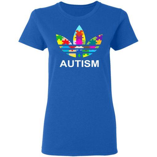 Autism Adidas Logo Autism Awareness T-Shirts, Hoodies