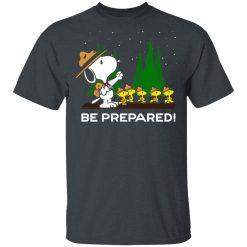 Snoopy Dog Be Prepared T-Shirts, Hoodies